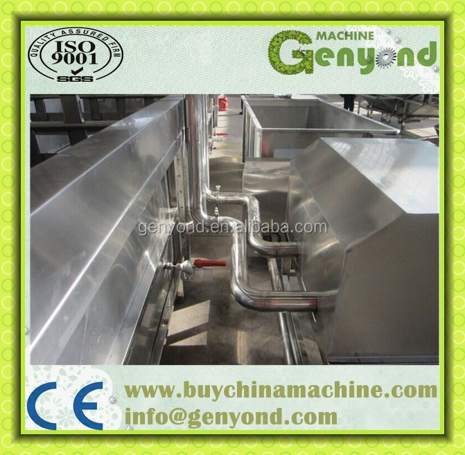 Top quality Frozen fish defrosting machine / frozen fish defrosting equipment