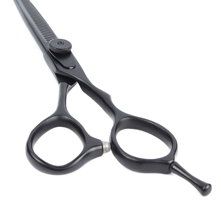 German Stainless Steel Hair Texturize Scissors For Man