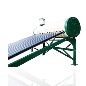 Africa Zimbabwe 150L Non Pressure Solar Geysers CE 150L Solar Water Heater