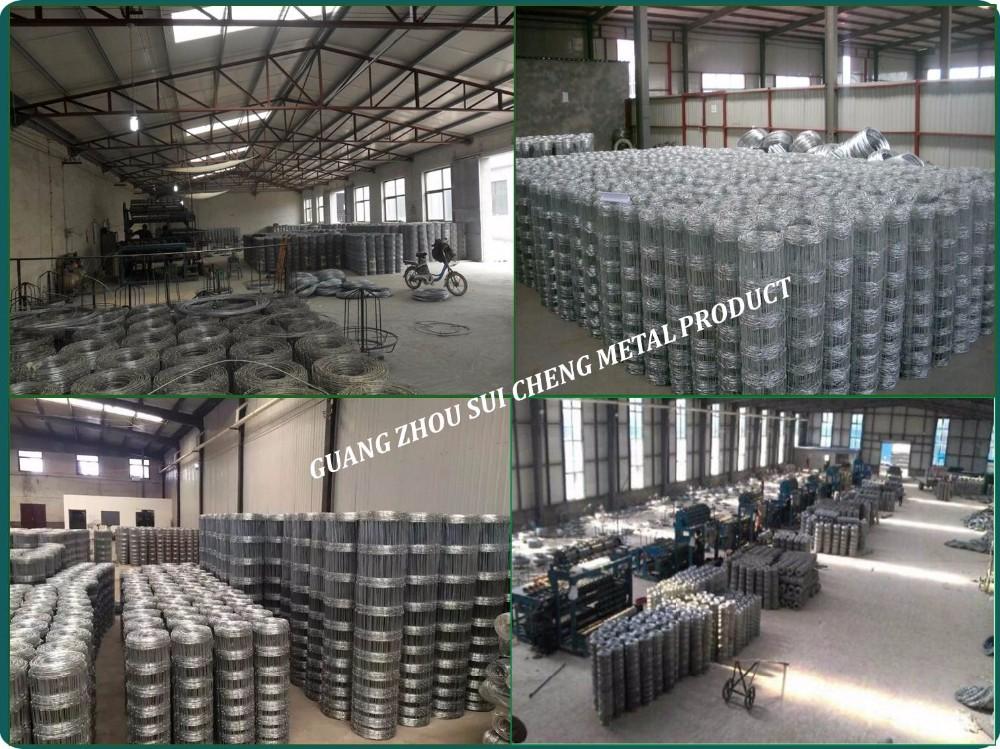 Guangzhou Fabrik Kostenlose Probe Schafe Drahtgeflecht Zaun Schafe ...