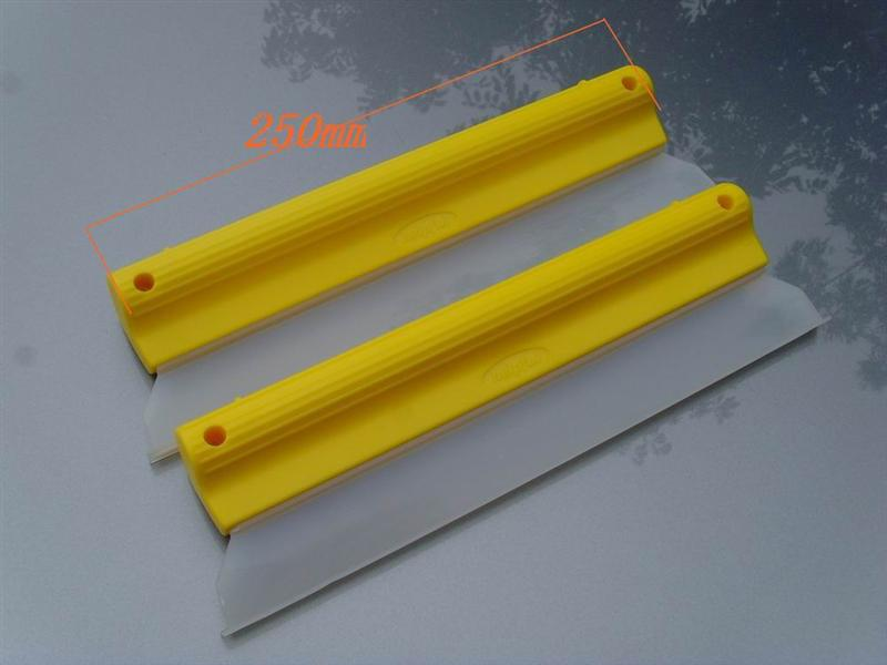 T shape silicone mini squeegee,easy window cleaning
