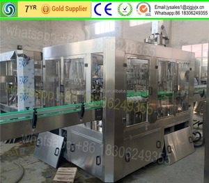 bottle filler for beer and soft drinks in glass bottles, Carbonated drink glass bottle filling machine line prices