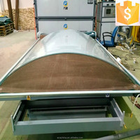 Excellent quality high production long useful lifeTPU/New PVB/EVA glass laminating machine for sale