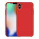 Liquid Silicone Case For iPhone Xs Max