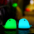 Original design cartoon charging night light,usb rechargeable night light,baby lamps for sale
