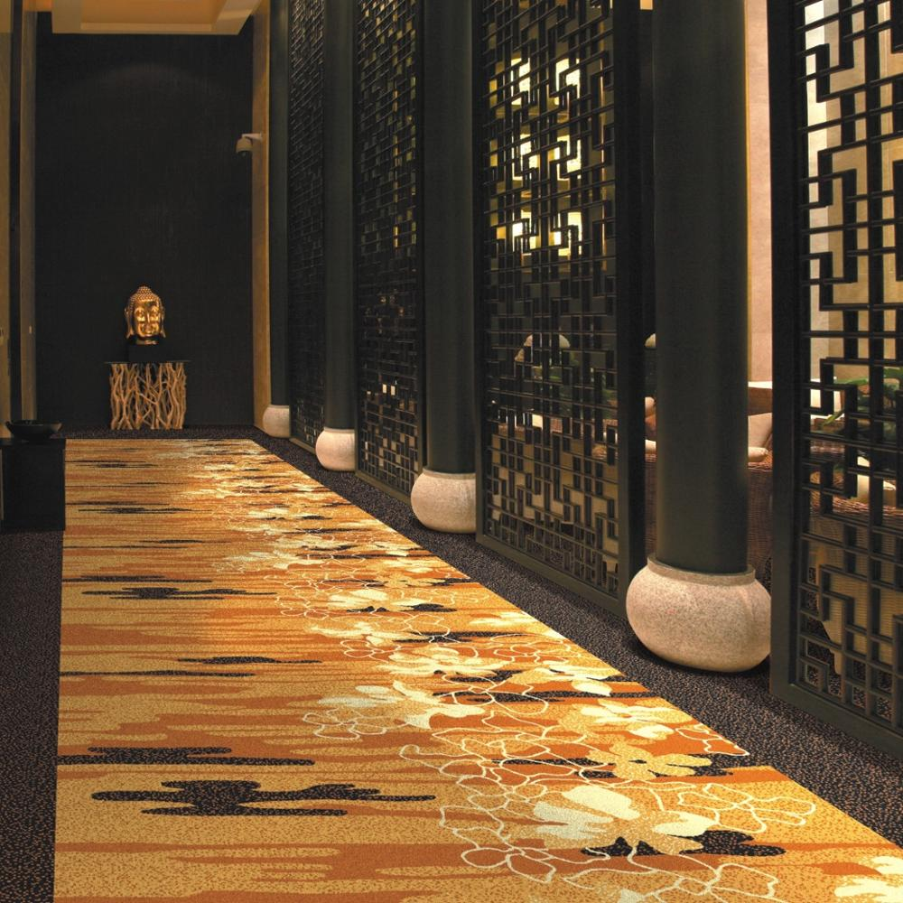 Mouton Carpet Sheet, Customized Hotel Corridor Carpet