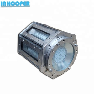 IP68 1000W Stainless Steel Green Fishing LED Light
