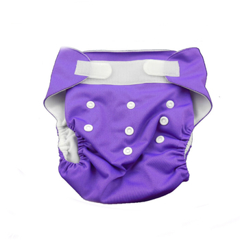 Mama Favorite Grade A Quality Acceptable Price Washable Organic Cloth Diaper Baby Wholesale from China