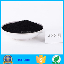 bulk black powder activated carbon For Sugar chemical Industrial