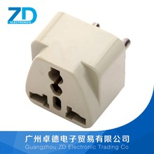 ZD C9 EU to UA US UK AU Multifunctional Travel Plug EU power outlet socket electrical socket CE ROHS approved