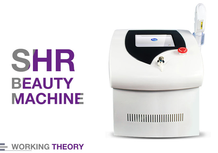 Professional shr laser hair removal machine price with high quality