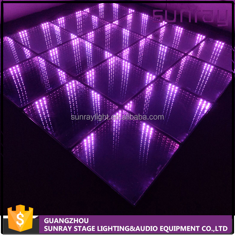 Factory Price Tempered Glass Multi Color 6 Channels Dmx512 Stage Panel Buy Disco Led 3D Dance Floor