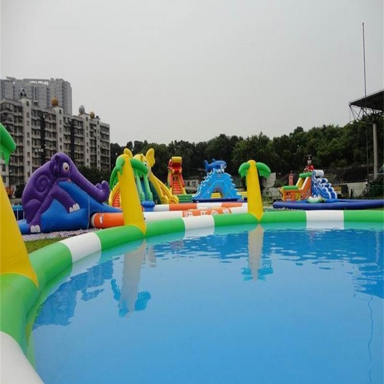 Guangzhou Pabrik Harga Dewasa Inflatable Kolam Renang/Kolam Renang Outdoor
