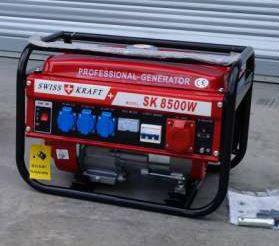 Groupe electrogene gasoline generator buy sk8500w - Groupe electrogene 380v ...