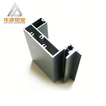 Profilato di alluminio verniciato a polvere per serramenti - Finestre alluminio anodizzato ...