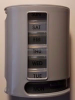 medicine pill pro 7 Day Tower Pill Box Organizer