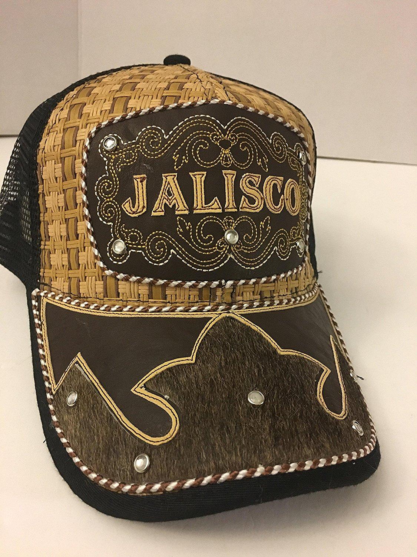 GORRA CHARRA. GORRA VAQUERA. HAT. CAP. GORRA DE JALISCO. LOS TEQUILEROS 2235e09a999
