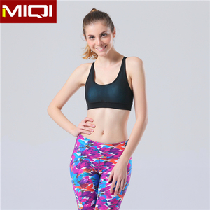 Cheap Wholesale Women Fitness Apparel Plus Size Bra Custom Designer Sports Bra For Running