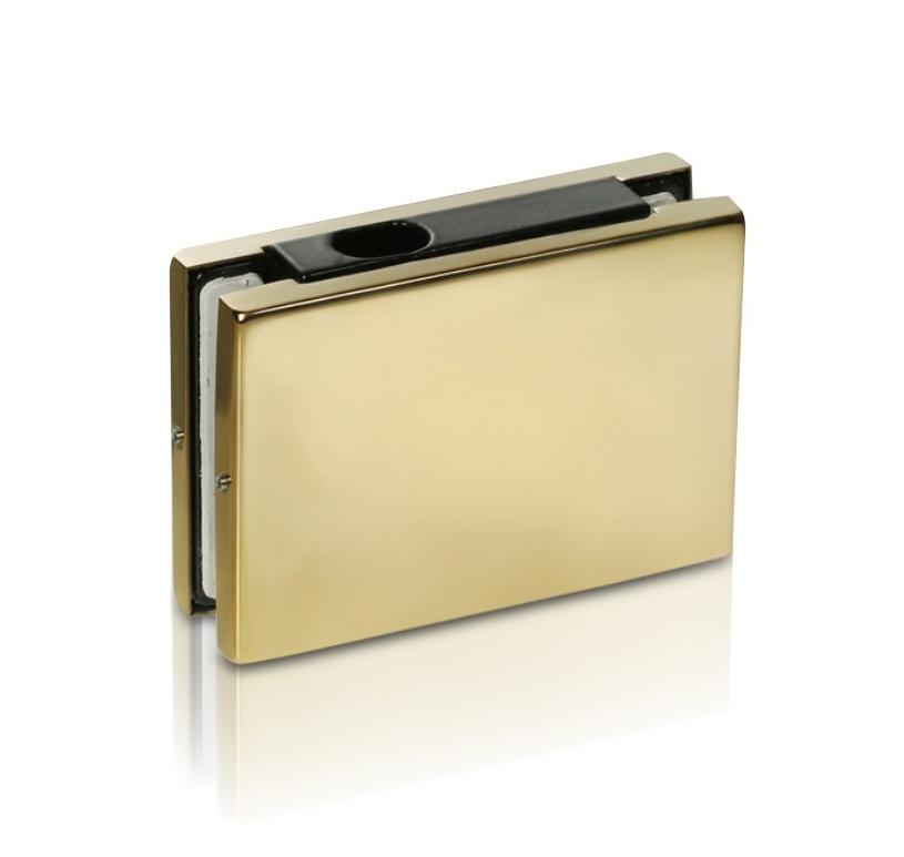 Glass door accessories of glass door stainless steel center lock box