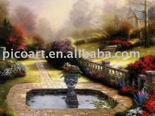 Modern home & garden scenery decorative painting