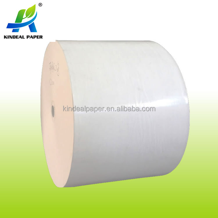 rolling paper making machine disposable paper cups paper / pape for hot coffee cups / 12oz paper coffee cups paper
