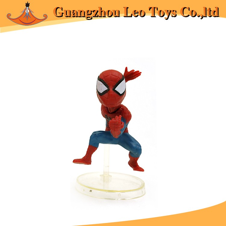 Make Your Own Anime Toys 5cm Small Super Hero Action Figure