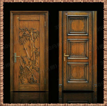 Classic Villa Main Door Double Entrance Doors SC 008