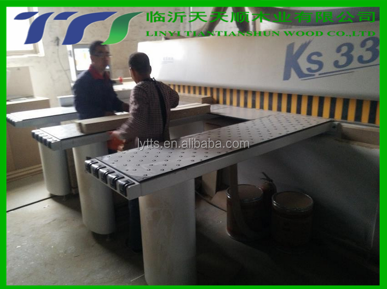 China 4x8 Low Price Melamine Slotted Board/melamine Displaying Mdf ...