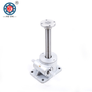 Top quality screw jack manual for truck
