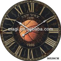 Antique Basketball Shot Clock Wall Decor For Sale