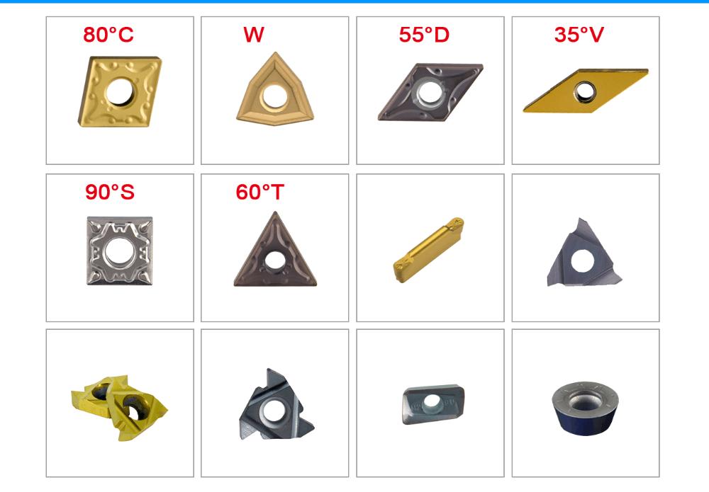 10Pcs TNMG160404-MA US735 TNMG331MA Carbide inserts Turning tool insert Hot Sale