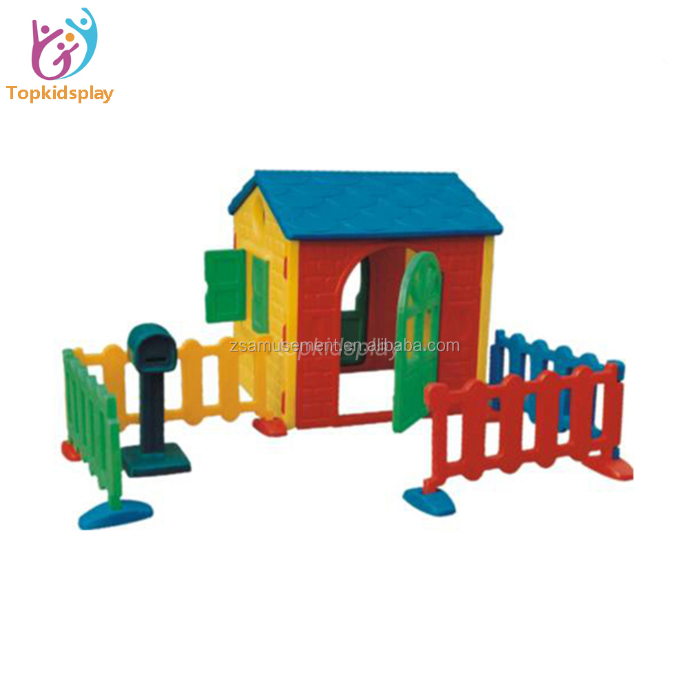 HAPPY FARM LAND !!!! EXCELLENT QUALITY 2017 HOT SALE KIDS TOY PLAY HOUSE plastic house