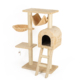 Wholesale Natural Paradise Cat Tree Pet Parts Furniture