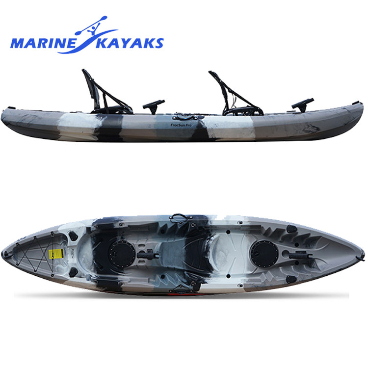Customized Color 2 Person Insulated Fishing Kayak For Sale With Folding  Kayak Seat - Buy Fishing Kayak 2 Person,2 Person Fishing Kayak,2 Person  Kayak
