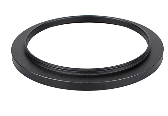 DSLR Camera Aluminium lens adapter ring 58-67mm step up ring