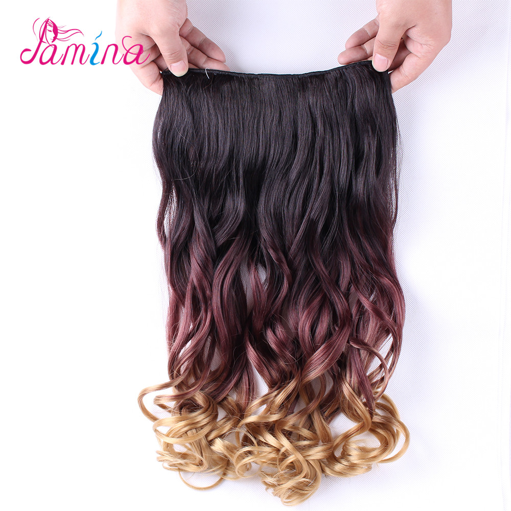 Freetress Water Wave Synthetic Hair Extensions Bright Color Crochet
