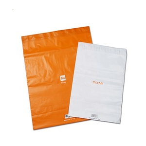 Custom Self-Seal Biodegradable Poly Mailers Mailing Shipping Courier Packaging Plastic Tyvek Envelopes