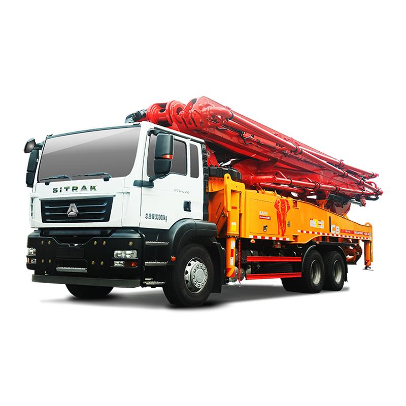 Sany 47m Boom Truck mounted Concrete Pump