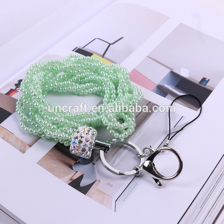 Hot Sale Fashion Jewellery Mobile Phone Neck Lanyard for Girls