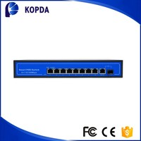 Support SFP port 5 ports 10/100m poe switch manufacturer