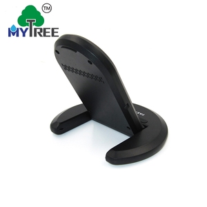 Mytree Square Q8 Qi Device Wireless Induction Mobile Car Charger