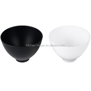 Small Silicone Washing Up Bowl/Silicone Camping Bowl for Mask,Food,Water