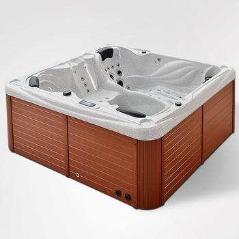 Adult Portable Bathtub/air Jet Massage Outdoor Spa Hot Tub/balboa System  /customer