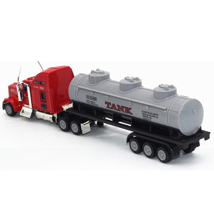 New brand 2017 oil tanker truck model With Promotional Price