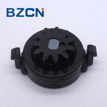 21mm plastic damping gear for toys automobile car parts OEM twisting force rotary damper with long lifetime