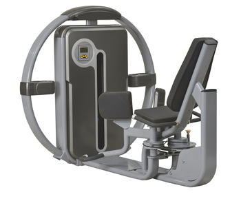 Commercial Selected Gym Fitness Strength Hip Adductor Equipment with Weight Stack