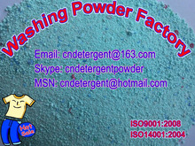 Strong Perfumed Rich Foam powder detergent, washing powder, laundry detergent powder factory