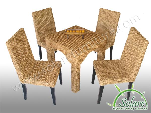 Seagrass Dining Set, Seagrass Dining Set Suppliers and ...