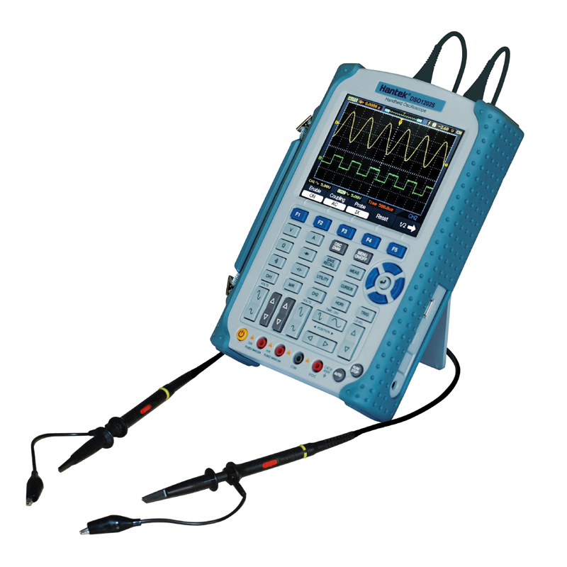 DSO1000S 2 channel 60MHz-200MHz 1GSa/s sample rate oscilloscope usb host 2500 frames High Refresh Rate