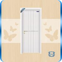 H-8088 China Manufacture wholesale price Melamine Wooden Interior Doors